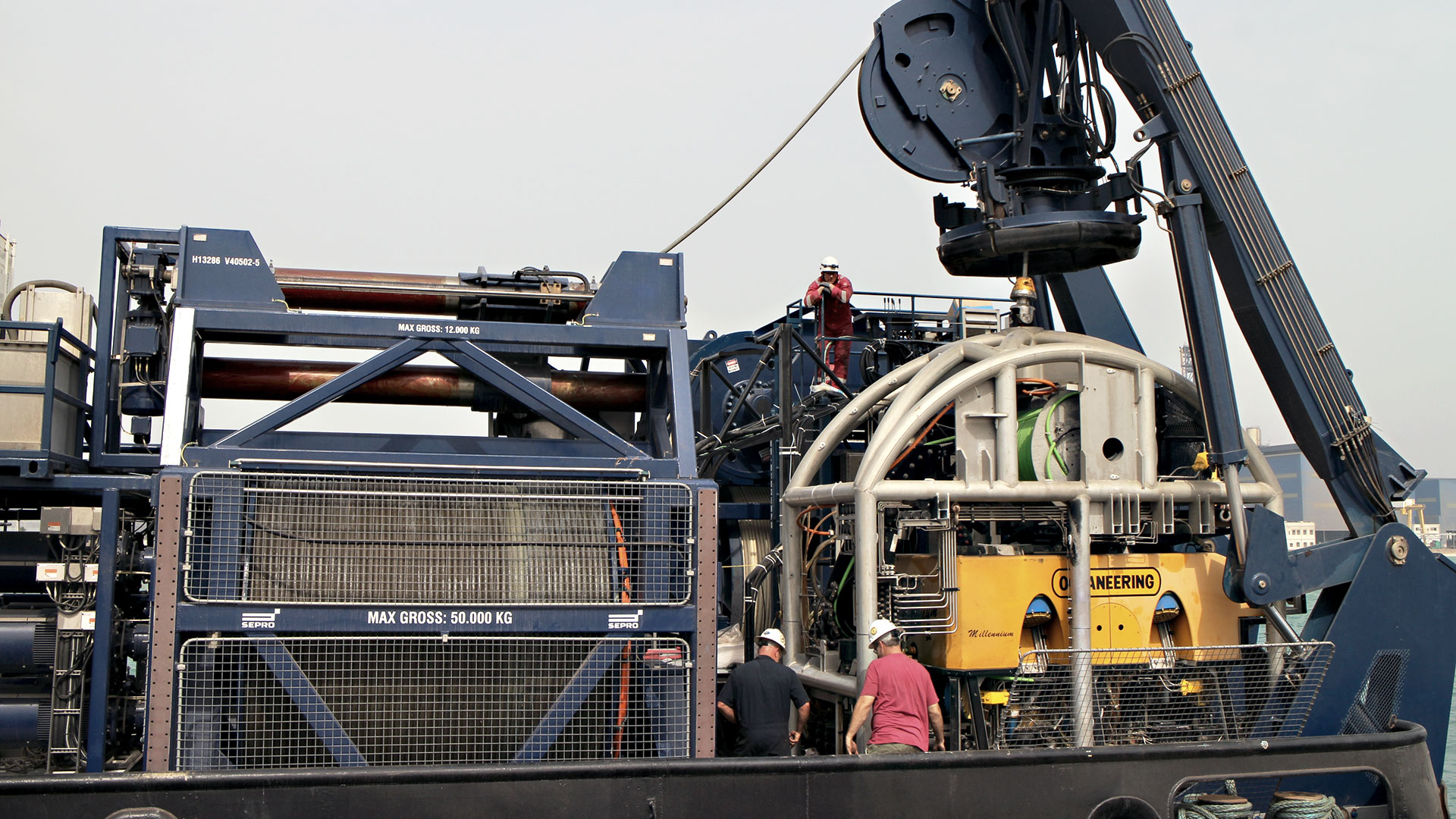 Right Angle Winch : Winches engineering steel hydraulic and automation